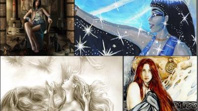 Die berühmtesten Göttinnen verschiedener Mythologien