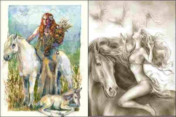 Epona (Celtic mythology)