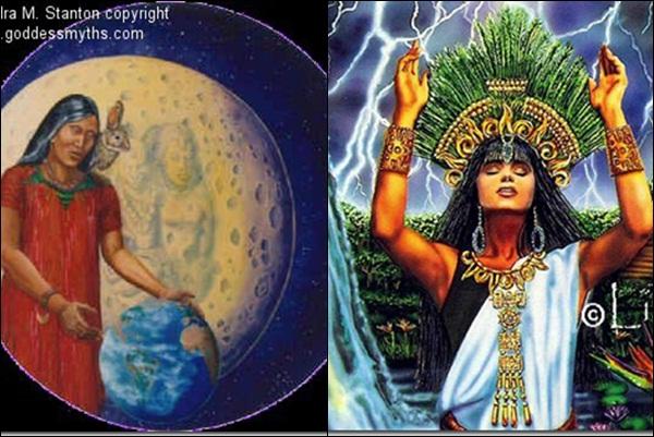 Ixchel (mitologia maia)