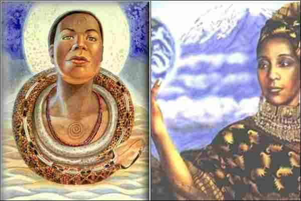Mawu (African mythology)