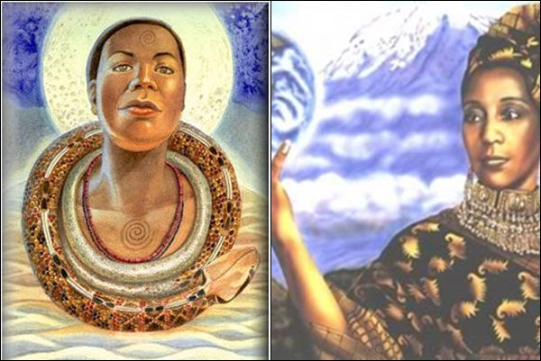 Mawu (mitologia africana)