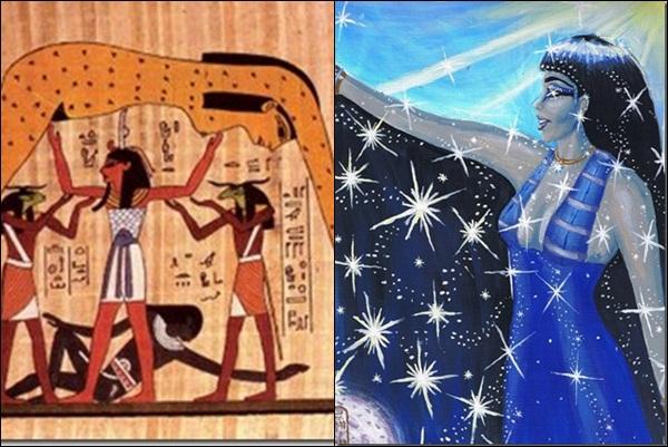 Noix (mythologie égyptienne)