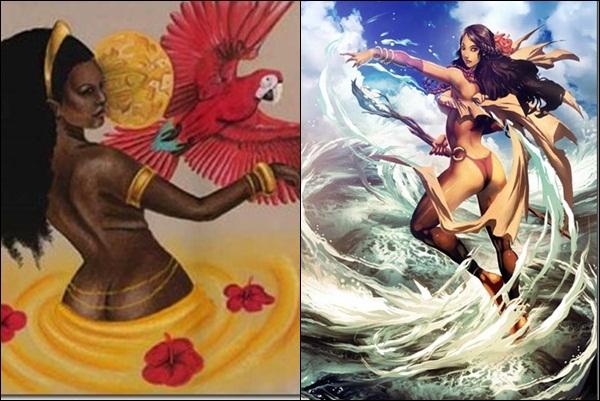 Oshun (Yoruba mythology)