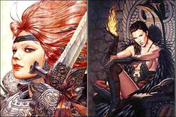 Scatha (Celtic mythology)