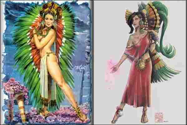 Xochiquétzal (Mexican mythology)