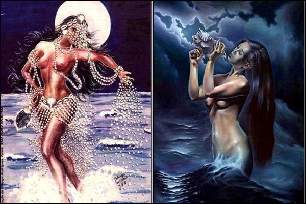 Yemayá (Yoruba mythology)
