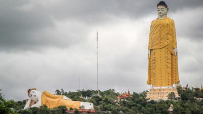 Самые высокие памятники в мире
