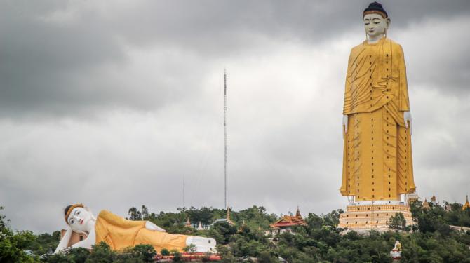 Monumen tertinggi di dunia