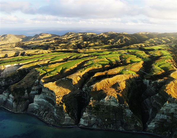 Cape Kidnappers, Hawkes Bay, New Zealand
