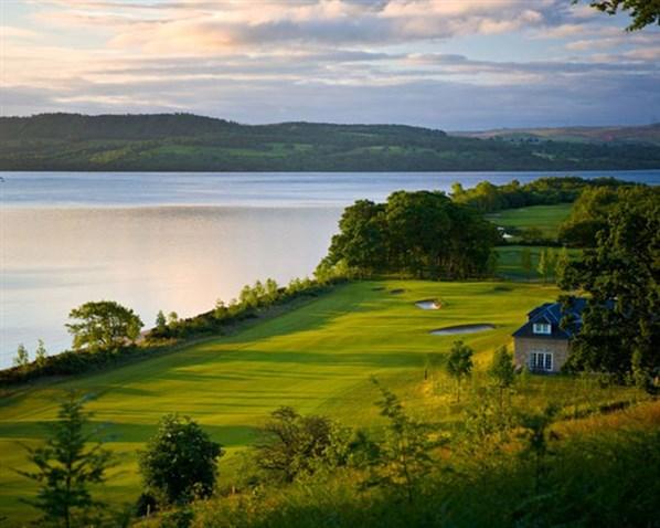 Carrick, Loch Lomond, Schottland