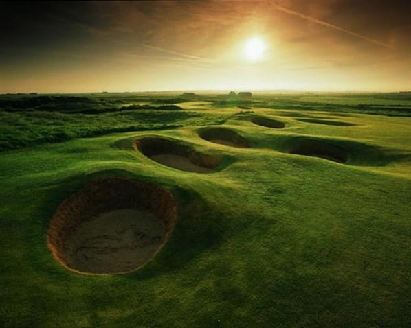 Clube de Golfe de Doonbeg, Irlanda