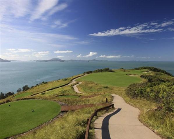 Clube de golfe Hamilton Island, Queensland, Austrália
