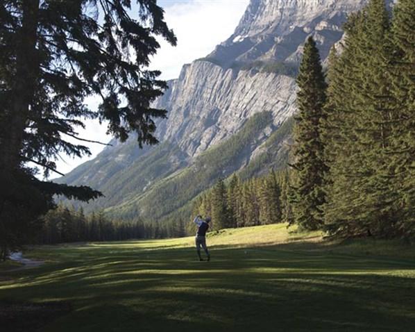Curso Fairmont Banff Springs, Canadá