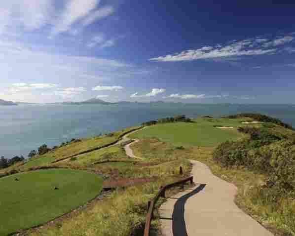 Hamilton Island Golf Club, Queensland, Australia