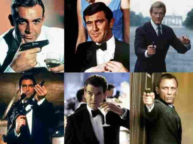 James Bond är ett kodnamn