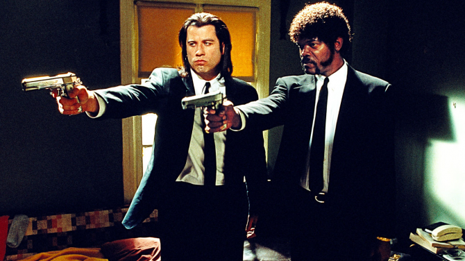 Marsellus Wallace's suitcase in Pulp Fiction contains his own soul
