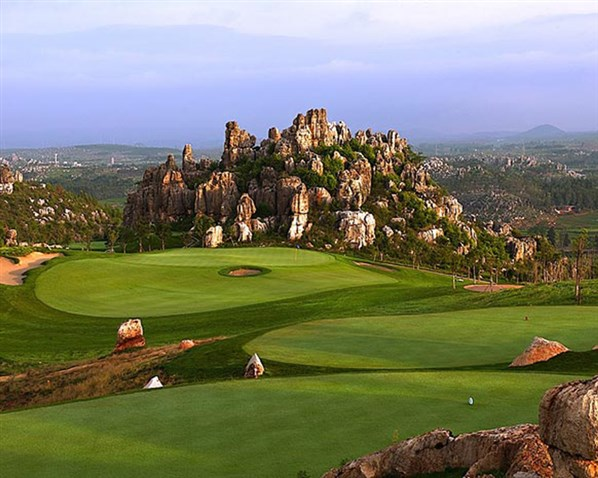 Stone Forest International Country Club, China