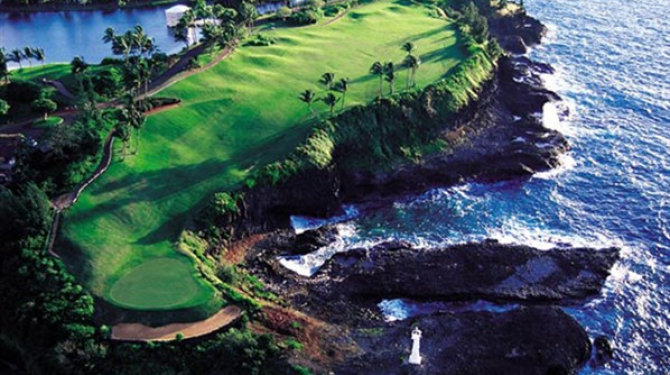The best golf courses in the world