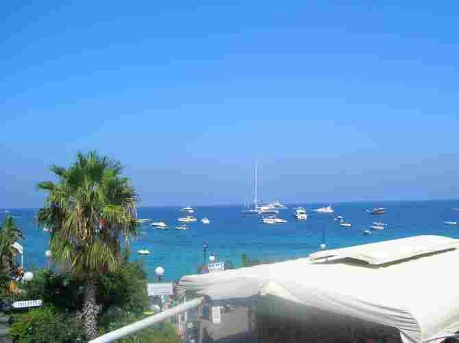 Capri in Italy
