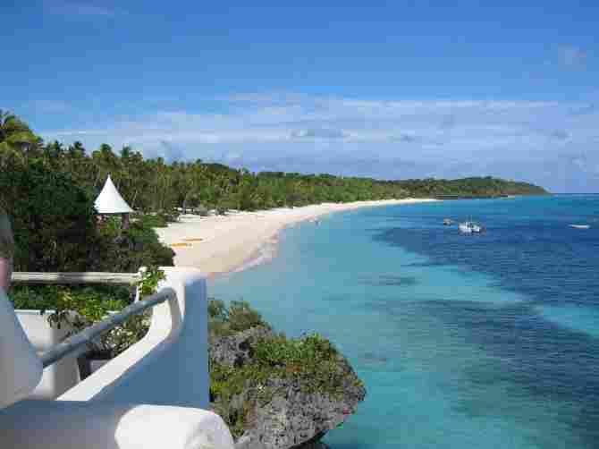 Vatulele in Fiji