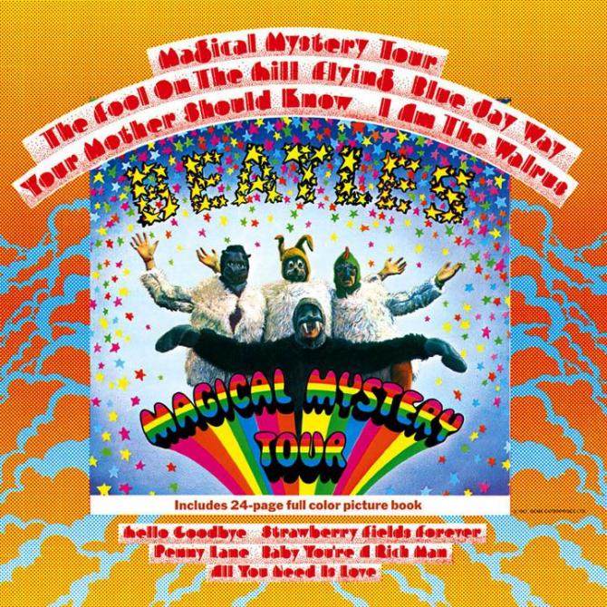 マジカルミステリーツアー(1967)