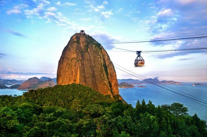 Icône brésilienne