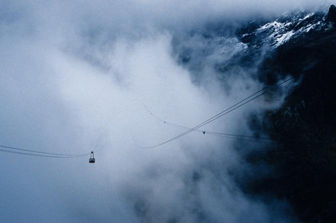 Le plus haut du monde