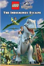 LEGO Jurassic World: Indominus Se Escapa
