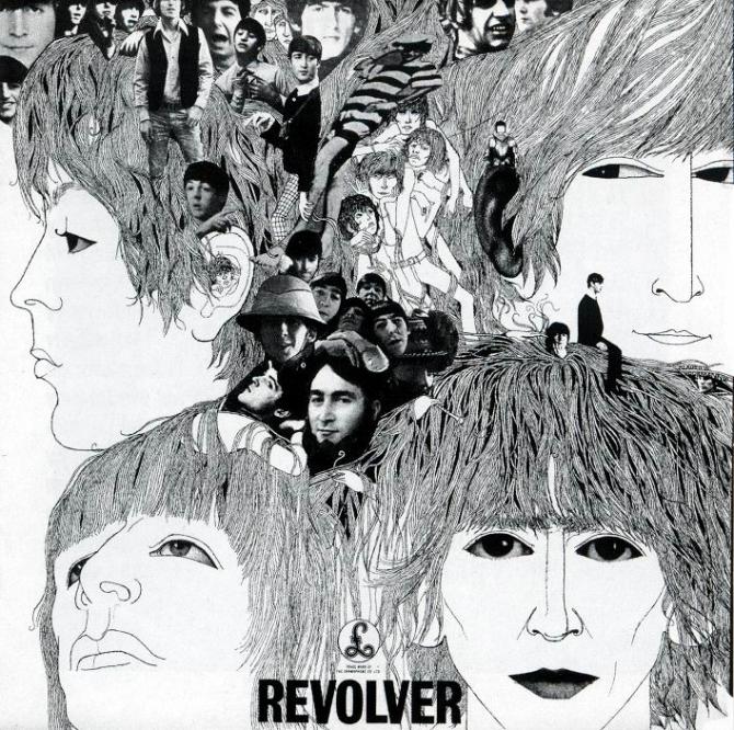 REVOLVER (1966)