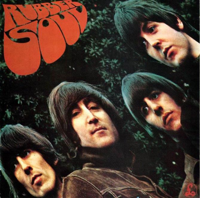 RUBBER SOUL (1965)