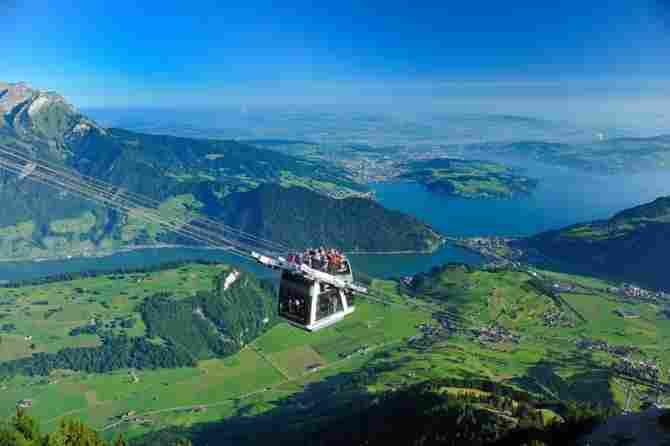Swiss efficiency