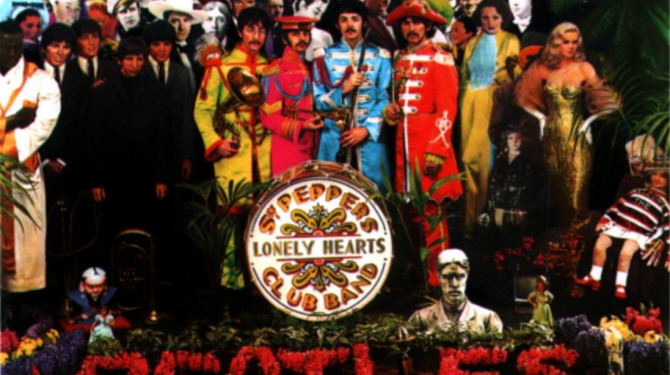 The best albums of The Beatles