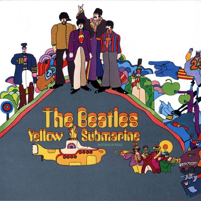 YELLOW SUBMARINE (1969)