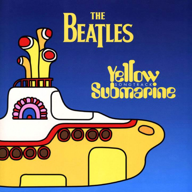 YELLOW SUBMARINE SONGTRACK (1999)