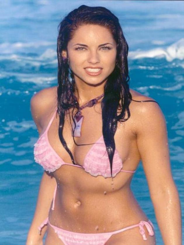 Barbara Mori (Montevidéu)