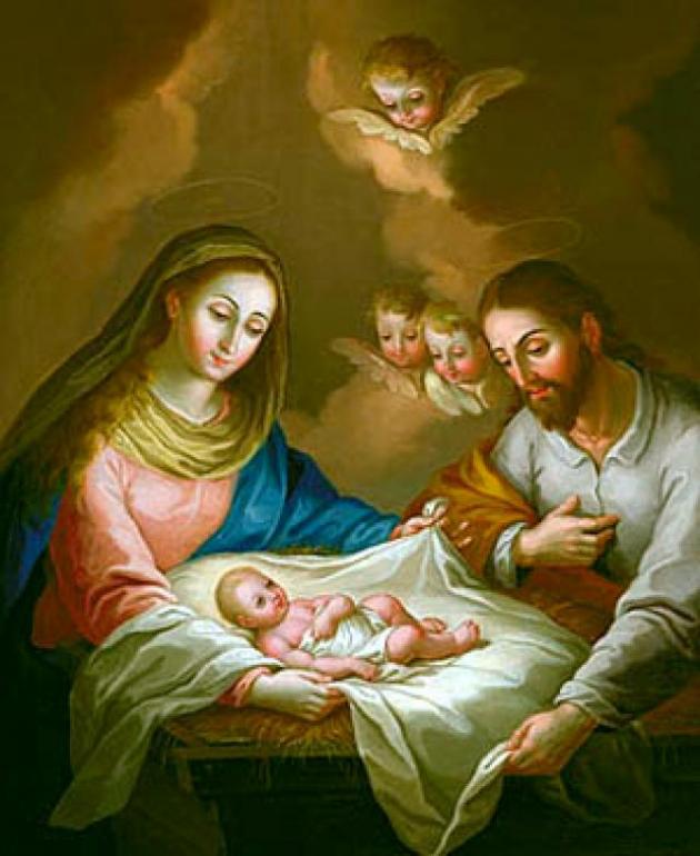 Christmas Eve (December 24)