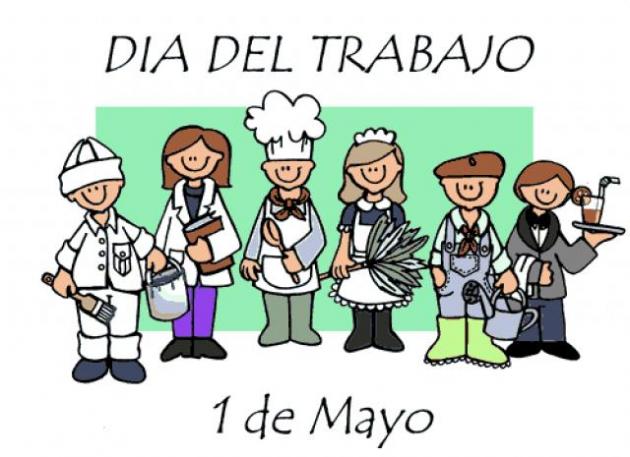 Dia do Trabalho (1 de maio)