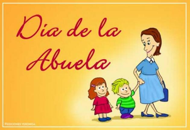 Festa della nonna (seconda domenica di novembre)