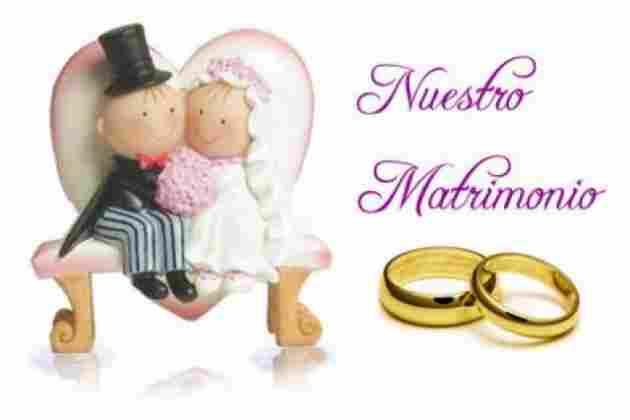 Giorno del matrimonio (quarta domenica di aprile)