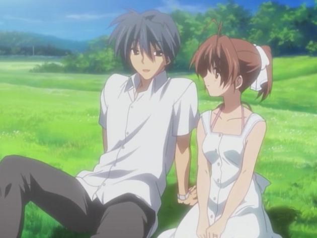 Нагиса и Томойя (Кланнад)
