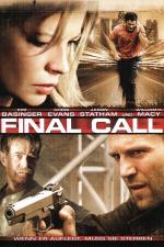 Final Call - Wenn er auflegt, muss sie sterben