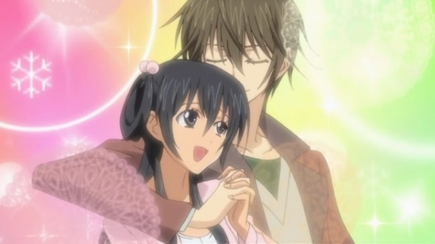 Hikari y Kei (Special A)