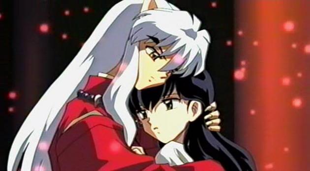 Инуяша и Кагоме (Inuyasha)
