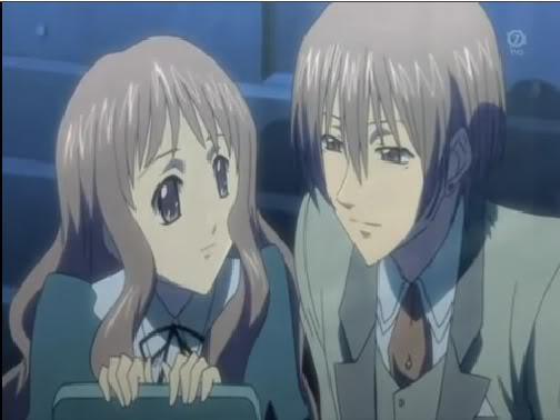 Megumi y Yahiro (Special A)