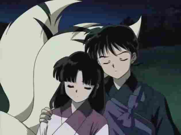Miroku y Sango (Inuyasha)
