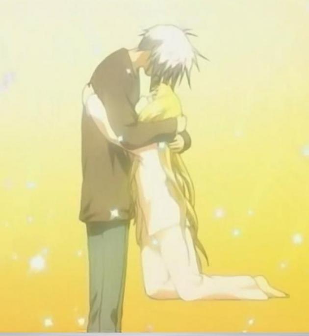 Misuzu and Yukito