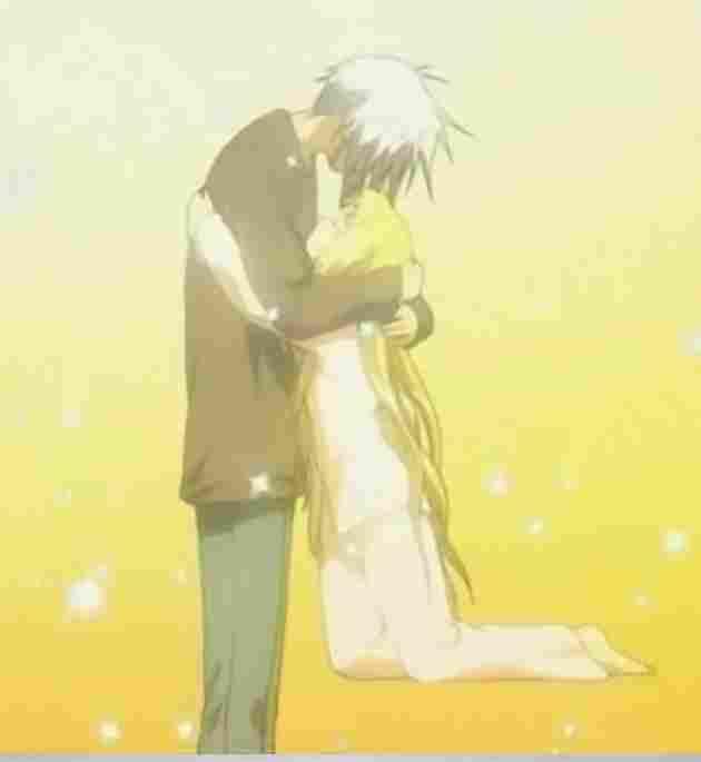 Misuzu y Yukito