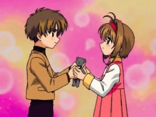 Сакура и Шаоран (Sakura Card Captor)