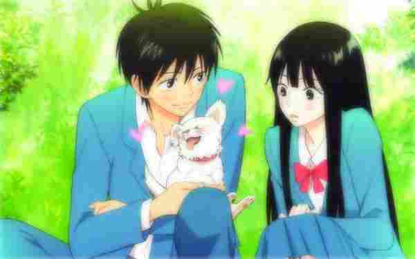 Sawako y Kazehaya (Kimi ni Todoke)