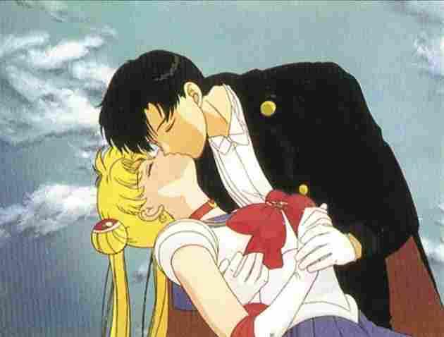Serena y Darien (Sailor Moon)